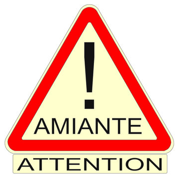 attention amiante