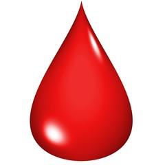 red drop .