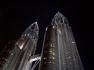 Papiers peints Kuala Lumpur tours pétronas