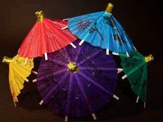 chinese umbrellas
