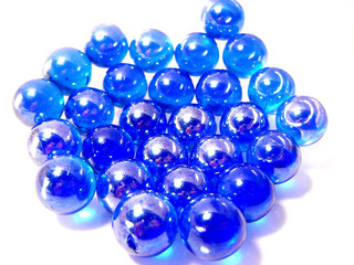 blue marbels