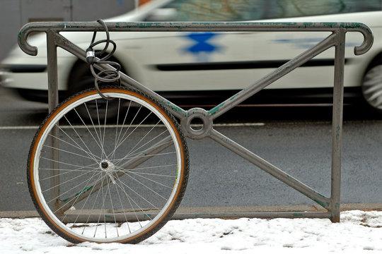 bicyclette volée