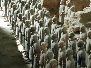 Tuinposter Xian front line