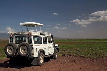 transportation 004 safari vehicle