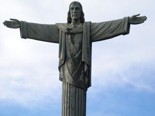 jesus christ statue (1 of 4)