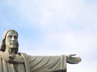 jesus christ statue (4 of 4)