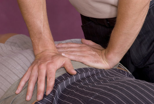 chiropractic adjustment iv