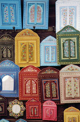 morocco decorations