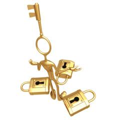 which lock?