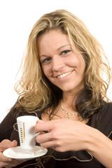 freude an kaffee