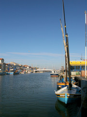 canal port crau
