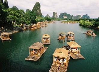 casas en el rio