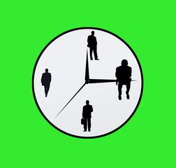 business clock