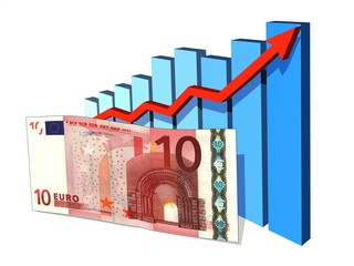 montée euro