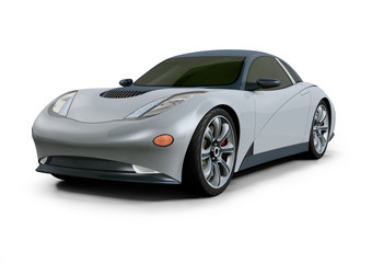sports car (prototype design)