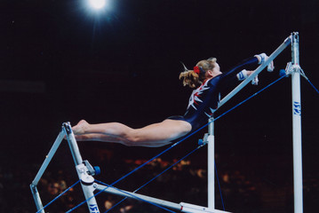 Foto auf Gartenposter Gymnastik internationaux de gymnastique