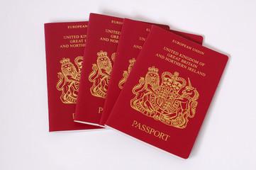 four passports
