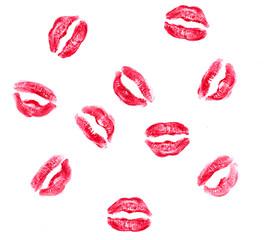 besos de mujer