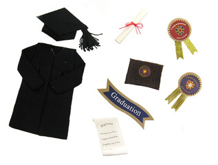 graduation items