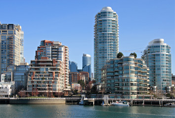 downtown of vancouver