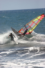 wind and surf