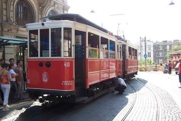 tramway nommé byzance
