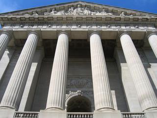dc pillars of government