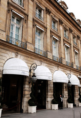 france, paris: hotel ritz