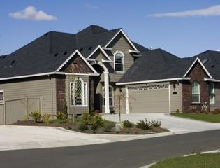 new modern american house