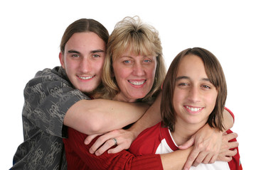 mother & sons