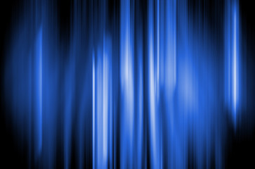 abstract background - blue fire