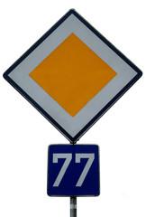 vorrangstrasse 77