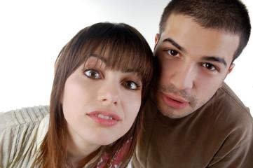 curious couple