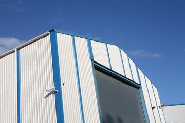 Foto op Aluminium Industrial geb. industrial warehouse