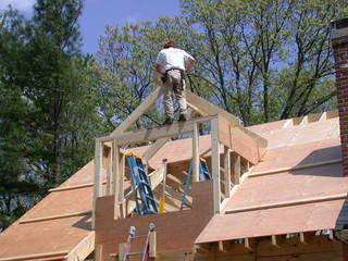 framing a gable dormer