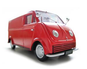 mini buss -  model car. hobby, collection
