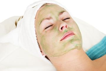 Coconut aloe vera oil for face