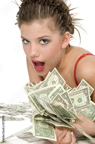 молодые девушки за деньги