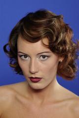 erotisches portrait der 40er