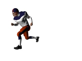 football player 16