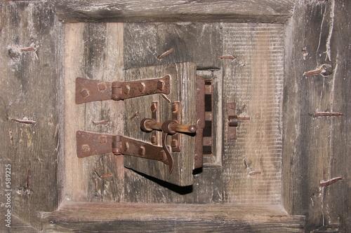 Juda de porte de prison photo libre de droits sur la for Laporte jail