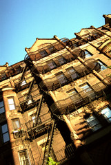 façades de new-york