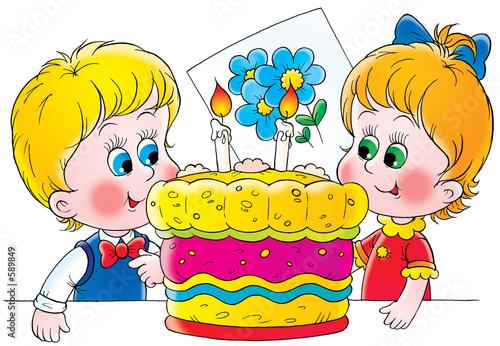 Открытка с днем рождения двойняшкам девочкам 3 года