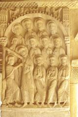 christ et apôtres