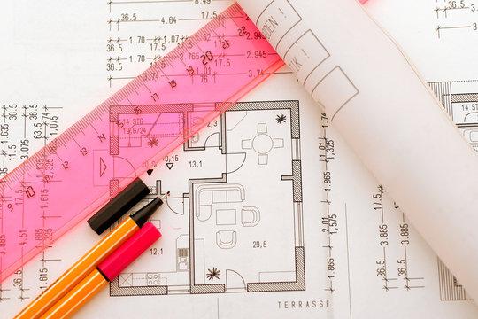planning tools on floorplan