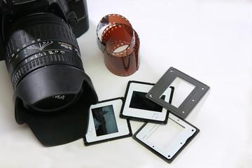 camera and stuff