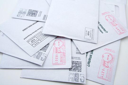 us mail evelopes