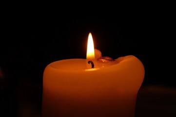 Obraz candle - fototapety do salonu