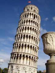 leaning tower of pisa i
