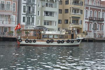 turkish view on bosporus